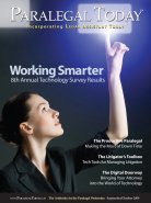 Paralegal Today Sep/Oct 2009 Digital Edition